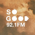 Logo da emissora Radio So Good 92.1 FM
