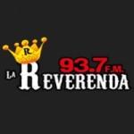 Logo da emissora Radio La Reverenda 93.7 FM