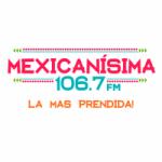 Logo da emissora Radio Mexicanísima 106.7 FM