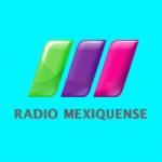 Logo da emissora Radio Mexiquense 104.5 FM