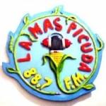 Logo da emissora Radio La Más Picuda 88.7 FM