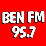 Logo da emissora WBEN 95.7 FM
