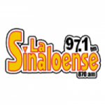 Logo da emissora Radio La Sinaloense 97.1 FM