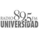 Logo da emissora Radio Universidad 89.5 FM