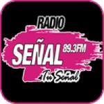 Logo da emissora Radio Señal 89.3 FM