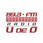 Logo da emissora Radio U DE O 89.3 FM