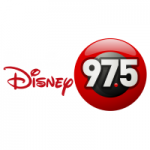 Logo da emissora Radio Disney 97.5 FM