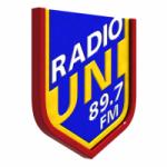 Logo da emissora Radio UNI 89.7 FM