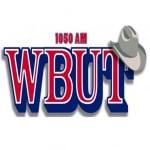 Logo da emissora WBUT 1050 AM