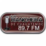 Logo da emissora Radio La Ranchera 89.7 FM