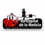 Logo da emissora Radio La Capital 1150 AM