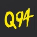 Logo da emissora WBXQ 94.3 FM