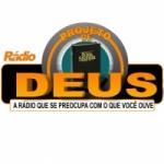 Logo da emissora Rádio Projeto de Deus