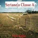 Logo da emissora Sertanejo Classe A Web Rádio