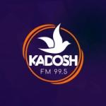 Logo da emissora Radio Kadosh 99.5 FM