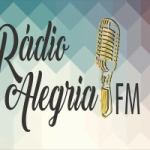 Logo da emissora Rádio Alegria FM