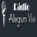 Logo da emissora Rádio Allegrum Vivi