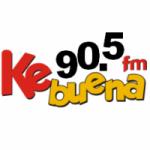 Logo da emissora Radio Ke Buena 90.5 FM