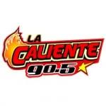 Logo da emissora Radio La Caliente 90.5 FM