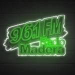 Logo da emissora Radio Madera 96.1 FM