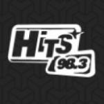 Logo da emissora Radio Hits 98.3 FM