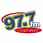 Logo da emissora Radio La 97.7 FM
