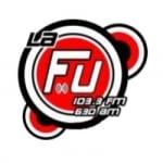 Logo da emissora Radio XEFU 103.3 AM