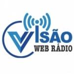 Logo da emissora Visão Web Rádio