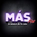 Logo da emissora Radio Más FM