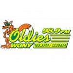 Logo da emissora WGNY 1220 AM