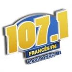 Logo da emissora Rádio Francês 107.1 FM