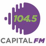 Logo da emissora Radio Capital 104.5 FM