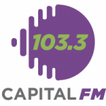 Logo da emissora Radio Capital 103.3 FM