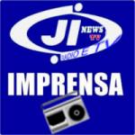 Logo da emissora 83 Rádio Imprensa News FM