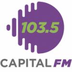 Logo da emissora Radio Capital 103.5 FM