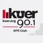 Logo da emissora KUER 90.1 FM