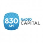 Logo da emissora Radio Capital 830 AM