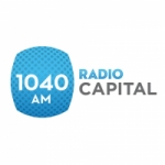 Logo da emissora Radio Capital 1040 AM