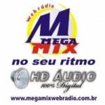 Logo da emissora Megamix Web Rádio