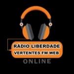 Logo da emissora Rádio Liberdade Vertentes