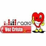 Logo da emissora Rádio Voz Crista FM