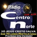 Logo da emissora Centro Norte