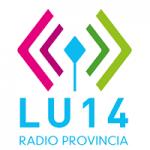 Logo da emissora LU14 Radio Provincia 830 AM