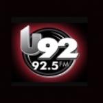 Logo da emissora KUUU 92.5 FM