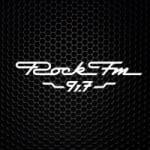Logo da emissora Radio Rock 91.7 FM