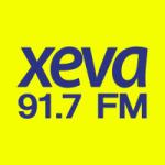 Logo da emissora Radio XEVA 91.7 FM