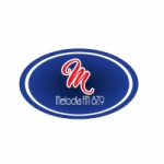Logo da emissora Rádio Melodia 87.9 FM