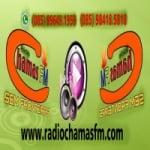 Logo da emissora Rádio Chamas FM