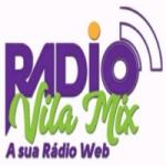 Logo da emissora Rádio Vila Mix