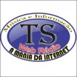 Logo da emissora Ts Web Rádio